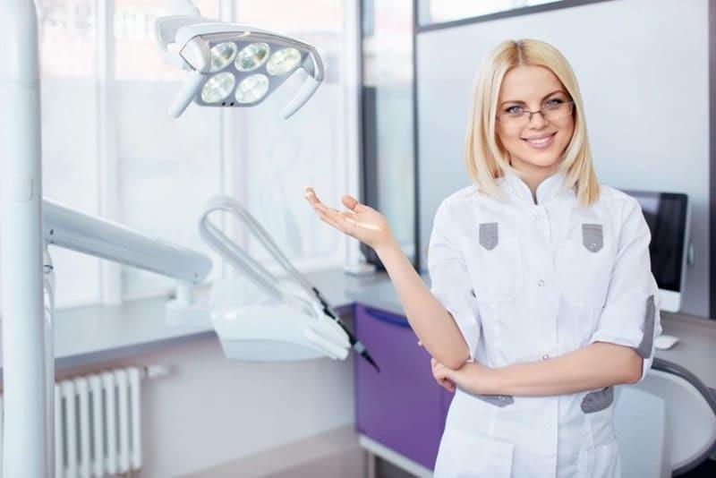 Corretor de plano odontológico